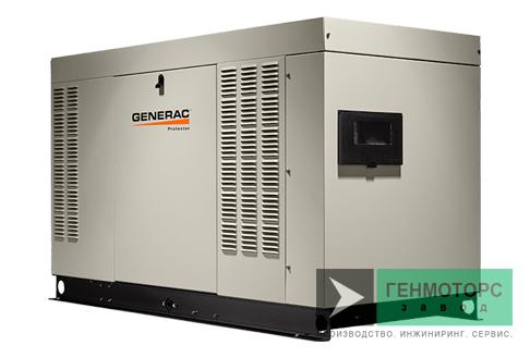 Газопоршневая электростанция (ГПУ) Generac RG 022